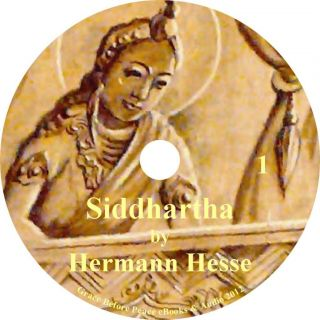 Siddhartha by Hermann Hesse a Classic Audiobook on Philosophy on 1