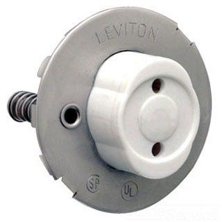 23518 Leviton Fluorescent Medium Bi Pin Lampholders