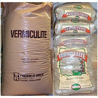 Vermiculite   6 cu. ft. bag Patio, Lawn & Garden