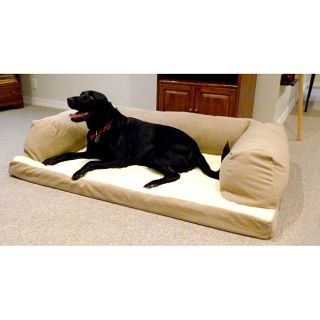Hidden Valley Extra Large Tan Baxter Dog Couch