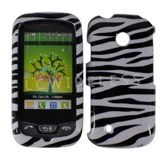 Black White Zebra Design Snap on Hard Skin Shell Protector
