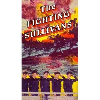 The Fighting Sullivans [VHS]: Anne Baxter, Thomas Mitchell