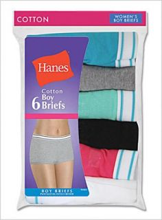 hanes cotton boy briefs 6 pairs p649sc