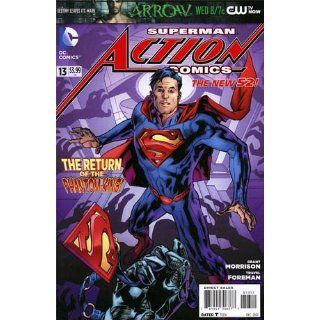 Action Comics #13 New 52 Comic Book Toys & Games