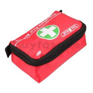 Travel Emergency Medical Car Work Home Firt Aid Kit Bag