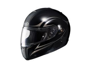HJC Is Max Bluetooth Raptor Helmet Anthracite 2XL