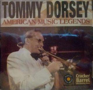 Cent CD Tommy Dorsey American Music Legends Cracker Barrel SEALED