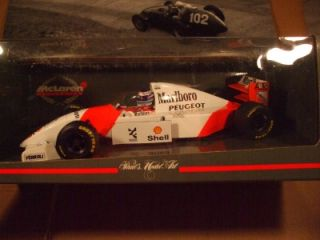18 1994 McLaren Honda MP4 9 Mika Hakkinen Tobacco Conversion