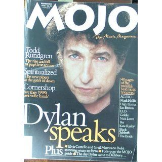 Mojo Magazine Issue 51 (February, 1998) (Bob Dylan cover) Bob Dylan