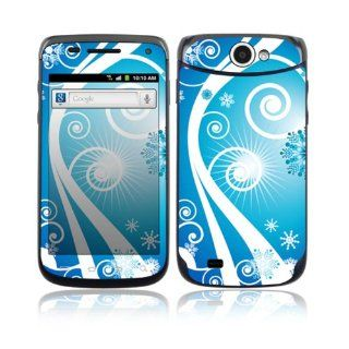 Crystal Breeze Decorative Skin Cover Decal Sticker for