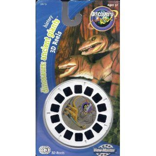 Dinosaurs Ancient Giants 3d View Master 3 Reel Set Toys