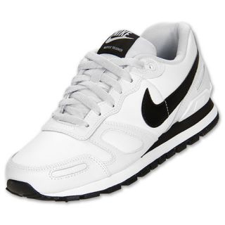 Nike Air Waffle Trainer Mens Casual Shoes White