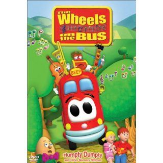 Wheels on the Bus (DVD w/ Toy Bus) Artist Not Provided