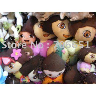 whole + lovely style dora plush doll toy kids plush toy