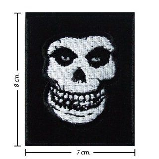 Misfits Music Band Logo I Embroidered Iron on Patches