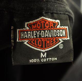 DAVIDSON T SHIRT ~ NOBODYS OL LADY Medium/90s EASYRIDERS Holoubek