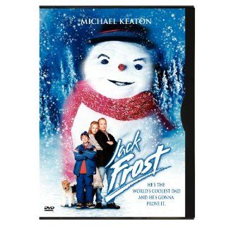 Jack Frost Michael Keaton, Kelly Preston, Joseph Cross