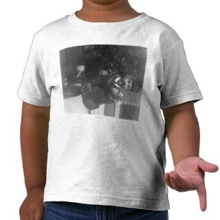 Man Holding Chimpanzees at the Bronx Zoo NYC Tee Shirts