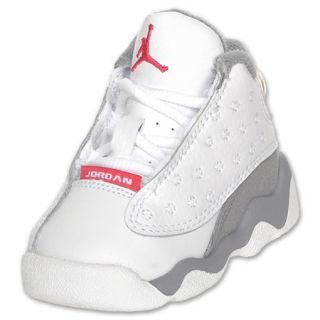 Girls Toddler Jordan Retro 13 White/Spark/Stealth