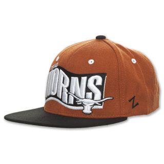 Zephyr Texas Longhorns Rally NCAA Snapback Hat
