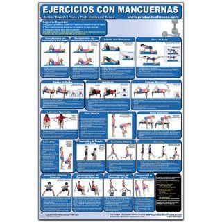 Ejercicios con Mancuernas   Centro/Espalda/pecho y parte inferior del
