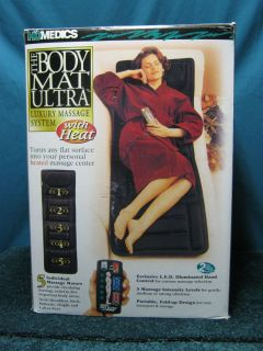 Homedics Full Body Massage System with Heat Excellent Condition