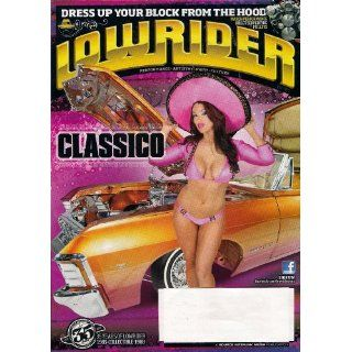 Lowrider Magazine May 2012 + 67 Impala Convertible + 63 Impala