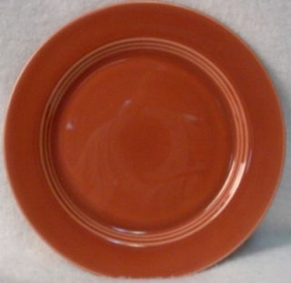 Homer Laughlin China Harlequin Rose Pattern Salad Plate