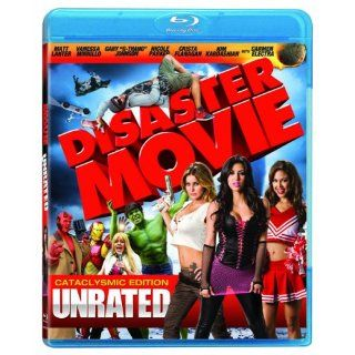 Disaster Movie [Blu ray] Tony Cox, Carmen Electra, Nicole