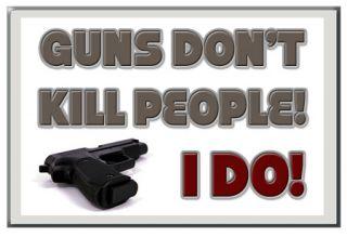 Homeland Security Funny Machine Gun T Shirt New