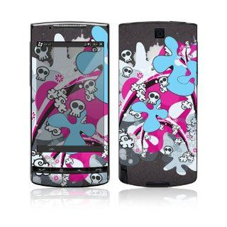 Paint Splash Protective Skin Cover Decal Sticker for HTC
