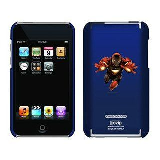 Iron Man Two Hands on iPod Touch 2G 3G CoZip Case