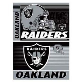 OAKLAND RAIDERS OFFICIAL LOGO MAGNET 2 PACK Sports