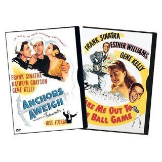 Anchors Away / Take Me Out To The Ballgame (Two Pack