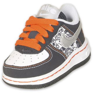 Nike Toddler Air Force 1 Low Basketball Shoe Doodle