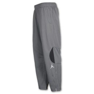 Jordan Dominate Mens Knit Pants Dark Grey/Black