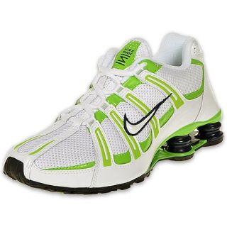 b14659ad22c4 Nike Womens Shox Turbo Running Shoe White Mean on PopScreen