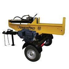 22 Ton Horizontal Vertical Log Splitter Honda Engine 401622RH
