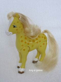 Strawberry Shortcake Doll Pony 57 Honey Pie Horse
