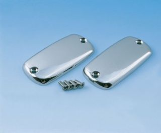 Honda Valkyrie VTX Yamaha Road Star Master Cylinder Covers by Show