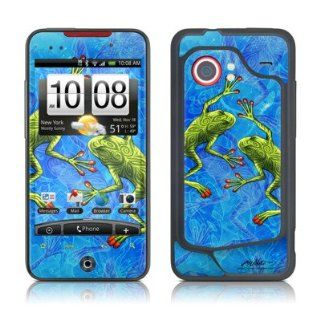 Tiger Frogs Protective Skin Decal Sticker for HTC Droid