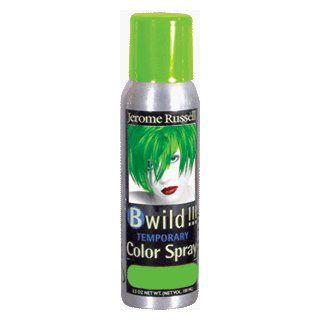 Bwild Temporary Color Spray (Jaguar Green) Clothing