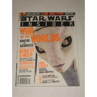 Star Wars Insider Magazine March April 2003 #66 War of the Worlds