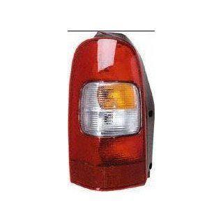 97 05 CHEVY CHEVROLET VENTURE TAIL LIGHT LH (DRIVER SIDE) VAN, Lens