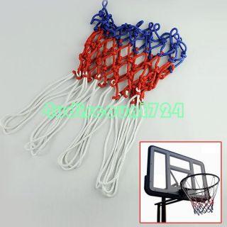 STANDARD ALL WEATHER NYLON REPLACEMENT BASKETBALL BASKET GOAL HOOP NET
