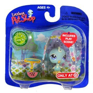 Hasbro Year 2007 Littlest Pet Shop Single Pack Prim N