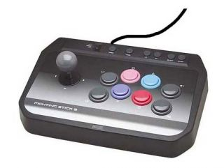 Hori Fighting Stick 3 Joystick PS3 for Tekken 6