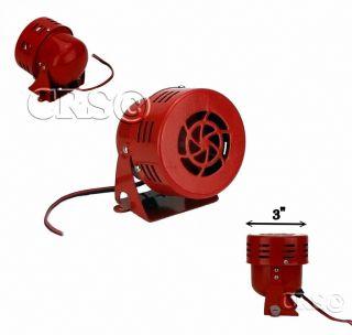 Driven Air RAID Siren Horn Car Truck Alarm Vtg 1950s Style