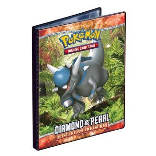 Ultra PRO Pokemon DIAMOND & PEARL Mysterious Treasures