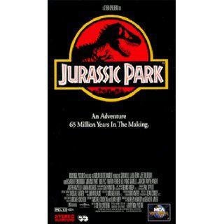 Jurassic Park [VHS] Sam Neill, Laura Dern, Jeff Goldblum
